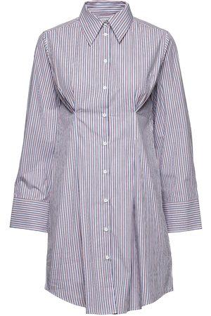 Blanche Marilyn Shirt Dress Kort Klänning Multi/mönstrad