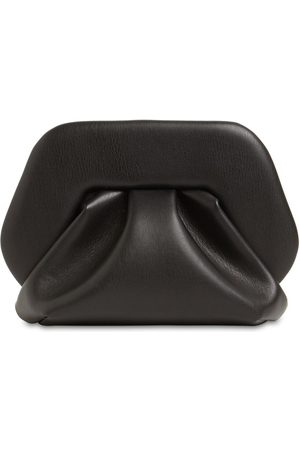 THEMOIRÈ Gea Faux Leather Clutch