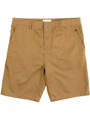 Free World Walker Shorts dark khaki