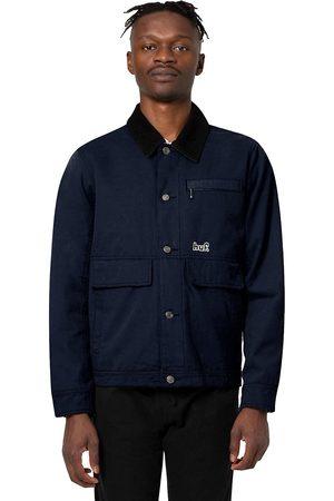 Huf Remington Jacket navy blazer