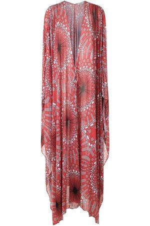 AMIR SLAMA Strandklänning i oversize-modell