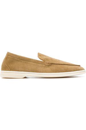 Scarosso Loafers med mandelformad tå