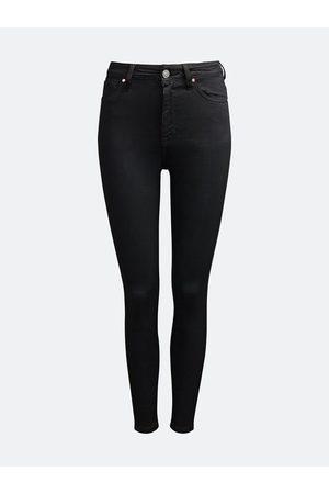 Never denim Peachy High 99 ankle jeans