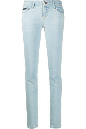 Philipp Plein Kvinna Skinny - Skinny-jeans