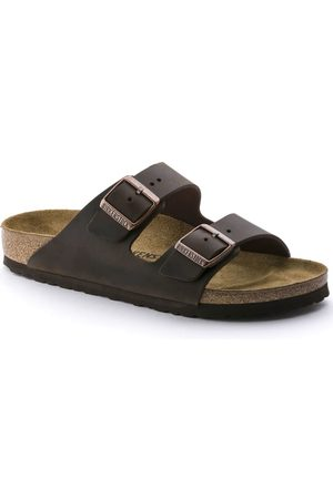 Birkenstock Arizona Oiled Leather Regular