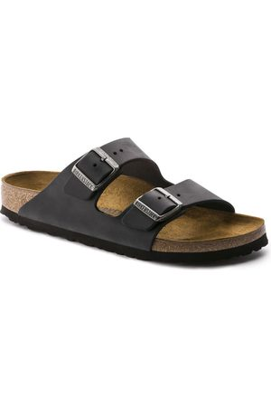 Birkenstock Sandaler - Arizona Oiled Leather Regular