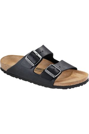Birkenstock Sandaler - Arizona Oiled Leather Slim