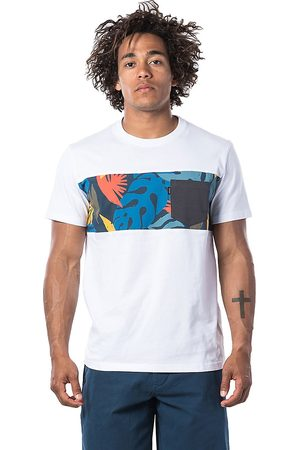 Rip Curl Busy Session T-Shirt optical white