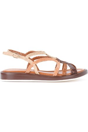 Pon´s quintana Anais sandal in woven leather