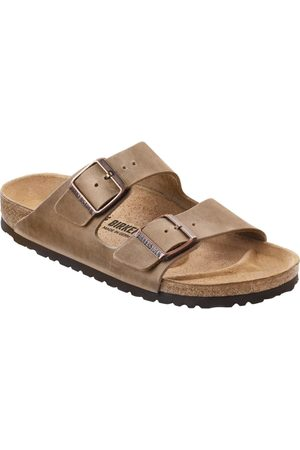 Birkenstock Arizona Oiled Leather Slim