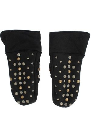 Dolce & Gabbana Studded Gloves