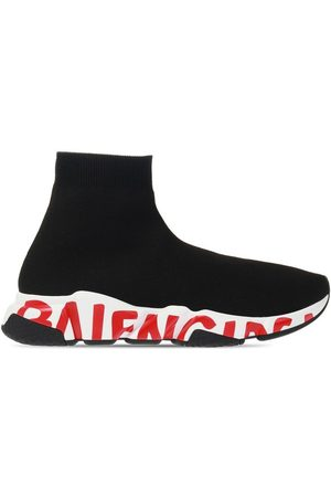 Balenciaga Speed sneakers with sock upper