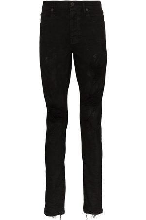 Purple Brand Jeans med smal passform