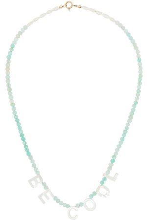 Roxanne First Kvinna Halsband - Be Cool pärlat halsband med opal