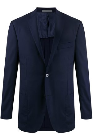 corneliani Man Kavajer - Single-breasted fitted blazer