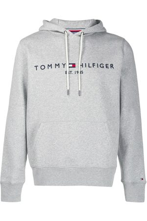 Tommy Hilfiger Huvtröja med broderad logotyp