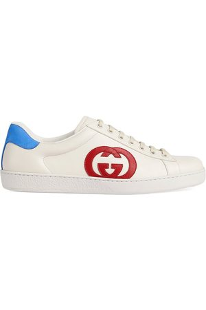 Gucci Ace sneakers med logotyp