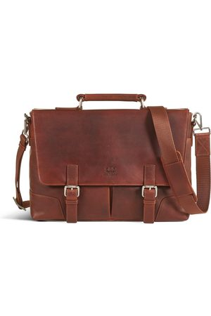 Howard London Leather Briefcase BAG James