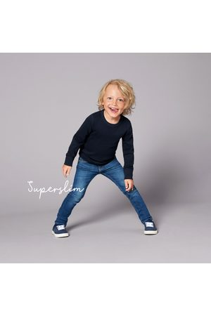 Polarn O. Pyret Barn Jeans - Jeans super slim stretch
