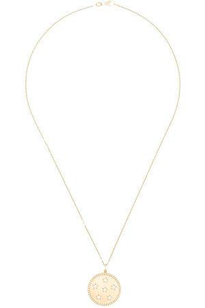 Andrea Fohrman Halsband i 14K gult guld med diamanter