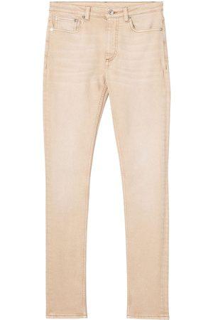 Burberry Logo patch skinny jeans