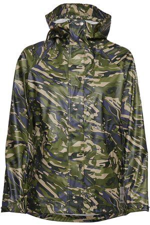 Tretorn Kvinna Jackor - Sarek 72 Rain Wmn Outerwear Sport Jackets Grön