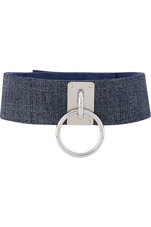 Manokhi Choker i denim