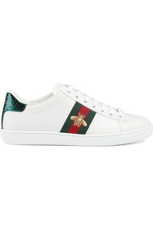 Gucci Ace broderade sneakers