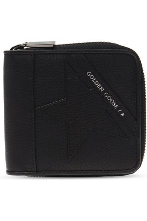 Golden Goose Wallet with logo