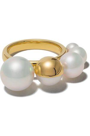 Tasaki Ring i 18K gult guld