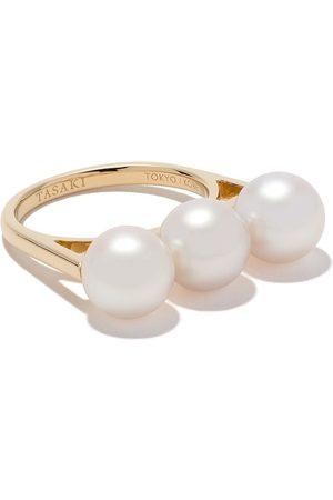 Tasaki Kvinna Ringar - Ring i 18K gult guld