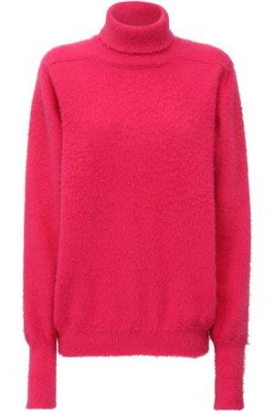 Maison Margiela Angora Blend Knit Sweater