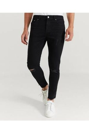 William Baxter Man Slim - Jeans Toby Cropped Jeans