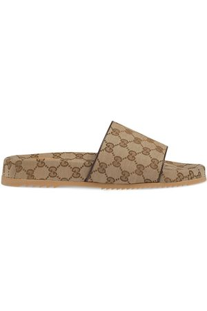 Gucci GG Supreme tofflor