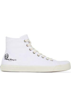 Maison Margiela Man Sneakers - Höga sneakers med delad tå