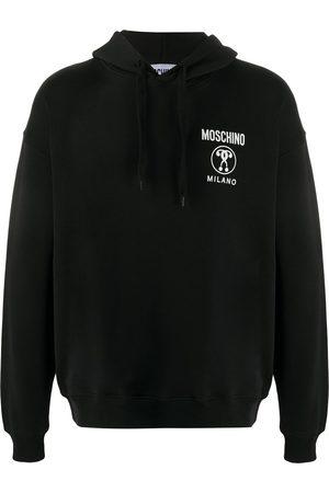 Moschino Huvtröja med logotyp