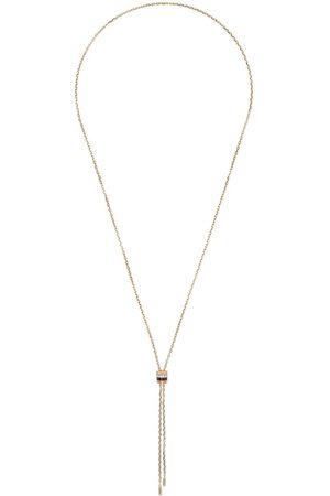 """Boucheron """"halsband i 18K gult, vitt och roséguld med diamant"""""""