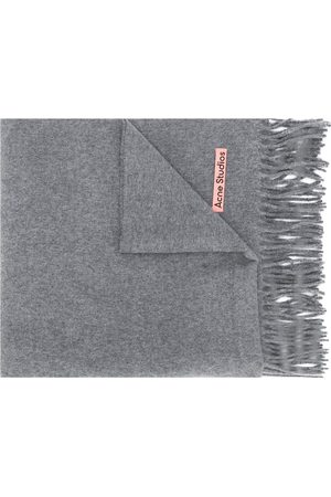 Acne Studios Canada New fringed scarf
