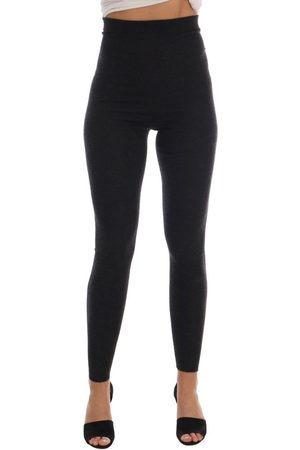 Dolce & Gabbana Cashmere Ribbed Stretch Tights