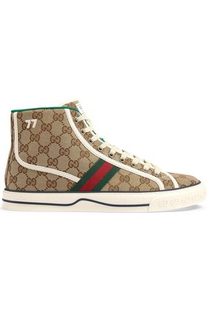 Gucci Tennis 1977 höga sneaker