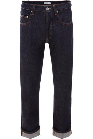 J.W.Anderson Smala jeans med uppslag
