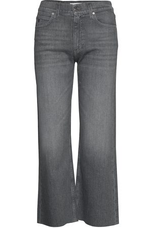 Calvin Klein Wide Leg Crop Pant Vida Jeans
