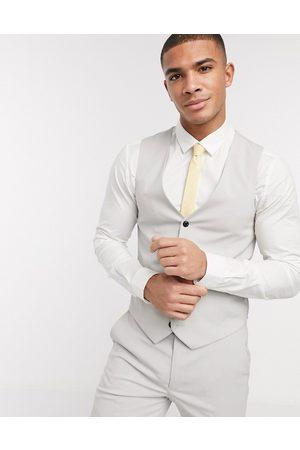 Harry Brown – Enkel kostymväst med extra smal passform