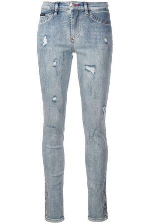 Philipp Plein Slitna skinny-jeans