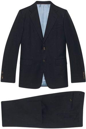 Gucci Man Kostymer - Tvådelad enkelknäppt kostym