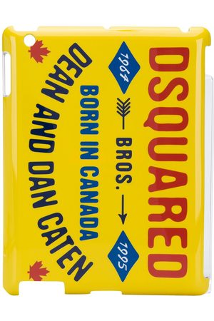 Dsquared2 IPad-fodral med logotyp