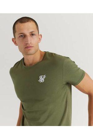 SikSilk Man T-shirts - T-Shirt S/S Core Gym Tee