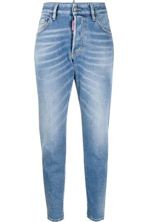 Dsquared2 Kvinna Skinny - Jeans med smal passform