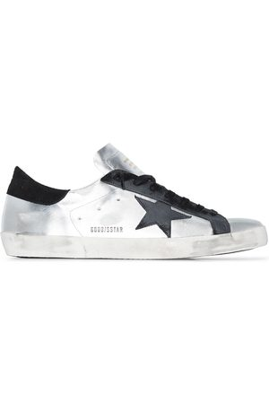Golden Goose Superstar hand-distressed sneakers