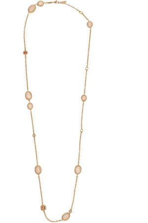 Brumani Baobá halsband i 18K roséguld med diamant och safir